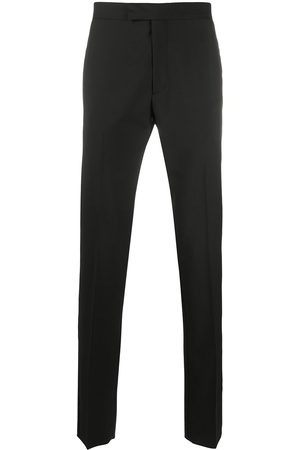 Paul Smith Men Formal Trousers - Tailored tuxedo trousers
