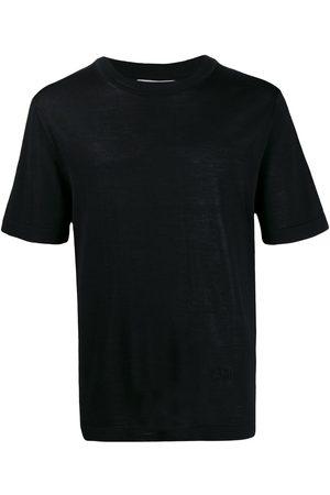 Ami Men Short Sleeve - Crew neck short-sleeved jumper