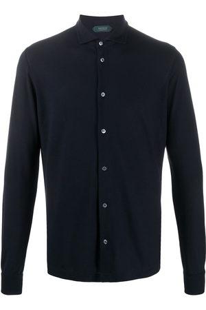 ZANONE Regular-fit cotton shirt