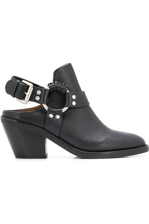 See by Chloé Buckle strap mule boots