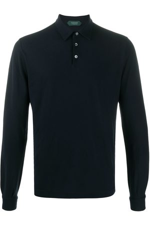 ZANONE Long-sleeve polo shirt