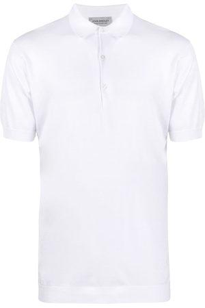 JOHN SMEDLEY Straight polo shirt