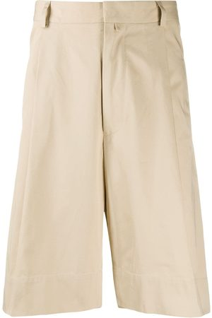 MAISON FLÂNEUR Knee-length shorts