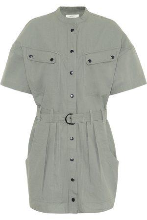 Isabel Marant, Étoile Women Rainwear - Zolina cotton minidress