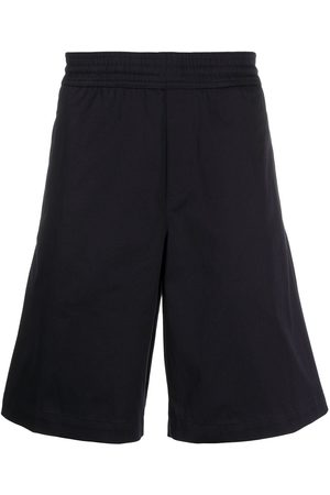 Neil Barrett Elasticated track shorts