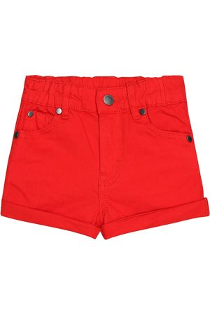 Stella McCartney Kids Baby stretch-denim shorts