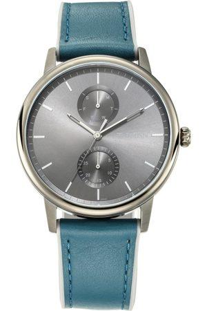Titan Men Watches - Men Grey Analogue Watch 90118QP02