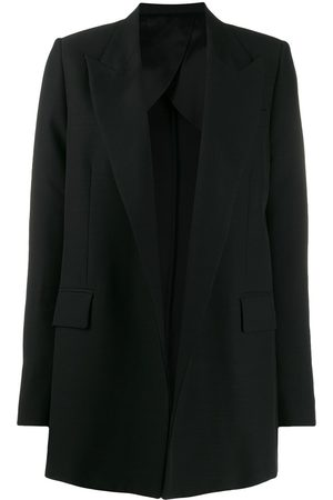 Ami Buttonless long blazer