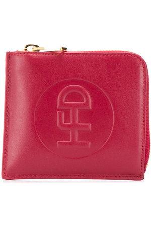 Honey Fucking Dijon Embossed logo wallet