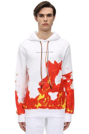 IHS Printed Sweatshirt Hoodie