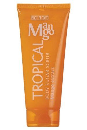 mades Body Resort Mango Tropical Body Sugar Scrub 250g