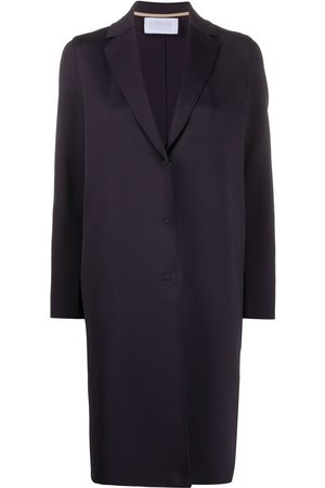 Harris Wharf London Fitted single-breasted coat