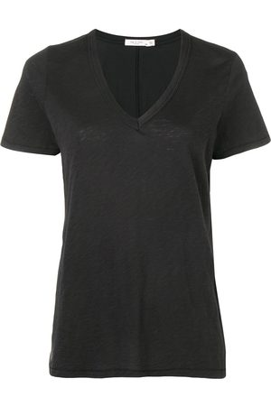RAG&BONE Women Short Sleeve - V-neck T-shirt