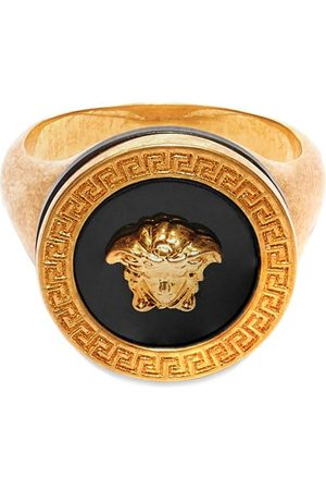 VERSACE Men Rings - Medusa Head Signet Ring