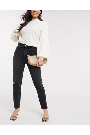 River Island Original slim fit jeans in mid wash