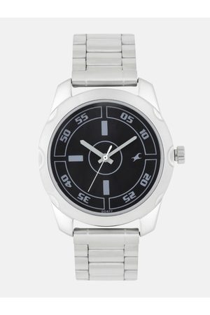 Fastrack Men Black Analogue Watch NK3123SM01_OR2