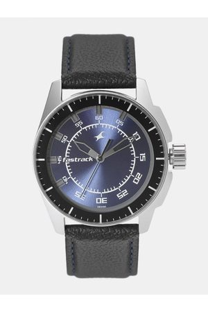 Fastrack Men Navy Analogue Watch NL3089SL01_OR