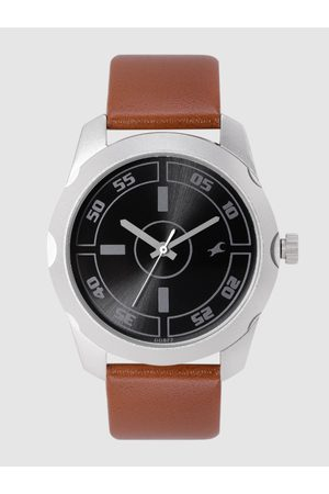 Fastrack Men Black Analogue Watch NL3123SL03_OR