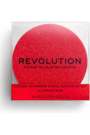 Makeup Revolution London Precious Stone Ruby Crush Loose Shimmer Highlighter Dust 5 g