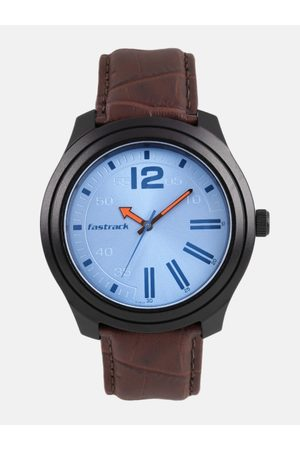 adidas Men Blue Analogue Watch 3198AL02