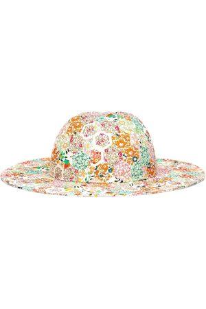 BONPOINT Floral cotton bucket hat