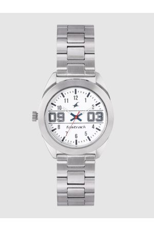 Fastrack Men White Analogue Watch NL3175SM01_OR