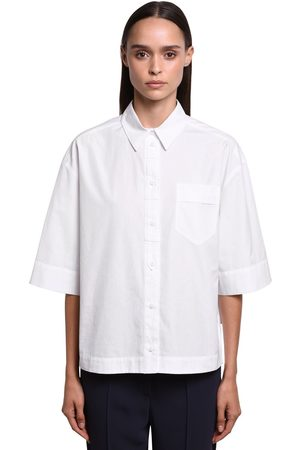 Sportmax Cotton Poplin Shirt