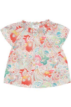 BONPOINT Printed cotton top