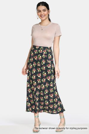 Zivame Ankle Length Layering Skirt