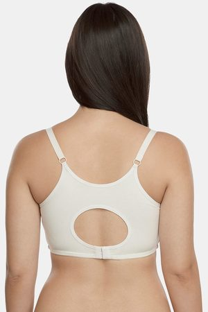 Inner Sense Organic Antimicrobial Double Layered Wirefree Nursing Bra