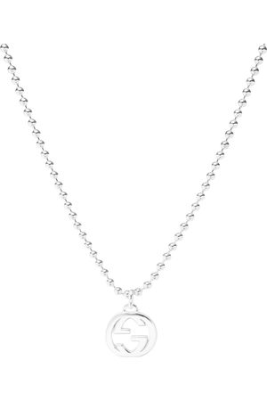 Gucci Men Necklaces - Interlocking G Pendant