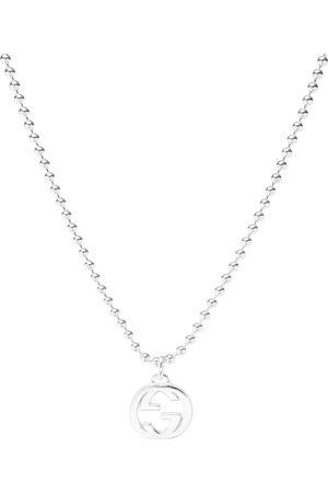Gucci Men Necklaces - Interlocking G Pendant