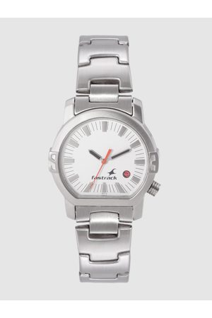 Fastrack Men White Analogue Watch NL1161SM03_OR