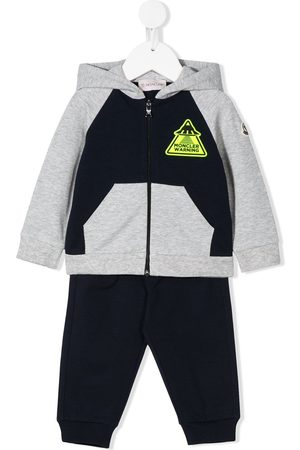 Moncler UFO hooded tracksuit