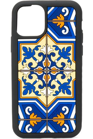 Dolce & Gabbana IPhone 11 Pro tile-print case