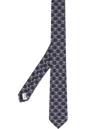 Moschino Men Bow Ties - Logo monogram tie