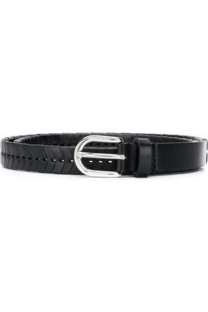 Isabel Marant Leather panelled belt