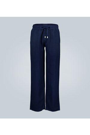 Vilebrequin Pacha linen pants