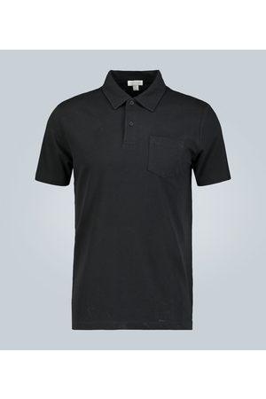 Sunspel Cotton polo shirt
