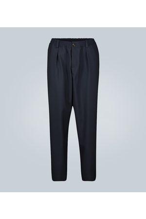 Marni Virgin wool pants