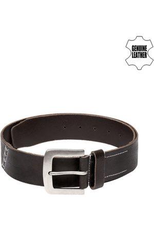 Ralph Lauren Men Brown Leather Belt