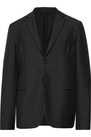 Acne Studios Men Blazers - Antibes Unstructured Wool And Mohair-blend Blazer