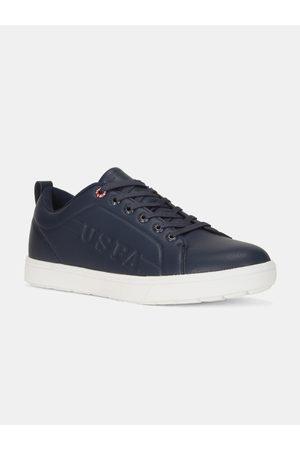 Ralph Lauren Men Blue Sneakers