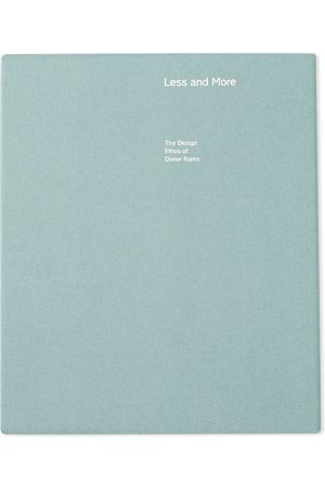 Publications Less and More: The Design Ethos of Dieter Rams