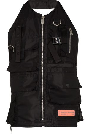 Heron Preston Zipped vest