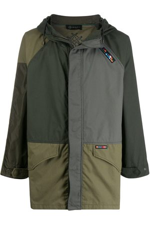 Mr & Mrs Italy Patchwork parka