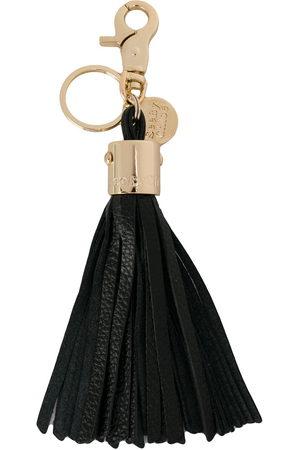 See by Chloé Hanging tassel keyring