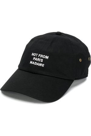 Drôle de Monsieur Not From Paris baseball cap