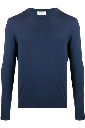 BALLANTYNE Regular-fit V-neck pullover