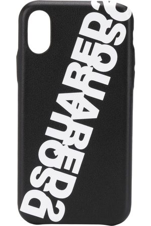Dsquared2 Logo-print iPhone X case
